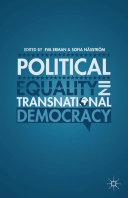 Political Equality in Transnational Democracy Pdf/ePub eBook