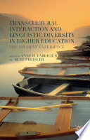 Transcultural Interaction and Linguistic Diversity in Higher Education