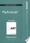 A World of Art New MyArtsLab Access Code