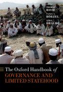 The Oxford Handbook of Governance and Limited Statehood [Pdf/ePub] eBook