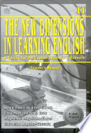 The New Dimensions in Learning English Ii Tm' 2003 Ed.