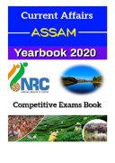 APSC Assam Current Affairs Yearbook 2020