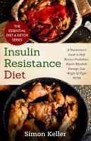 Insulin Resistance Diet Book
