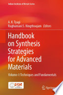 Handbook on Synthesis Strategies for Advanced Materials