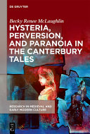 """Hysteria, Perversion, and Paranoia in """"The Canterbury Tales"""" Pdf/ePub eBook"""