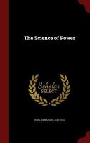 The Science Of Power Book PDF