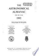 The Astronomical Almanac for the Year