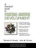 A Practical Guide to Feature driven Development Book