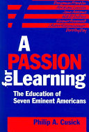 A Passion for Learning