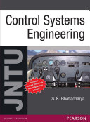 Control Systems Engineering  For JNTU Book