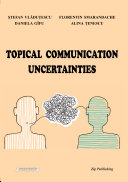 Pdf Topical Communication Uncertainties Telecharger