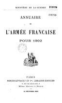 Annuaire de l'armée française ebook