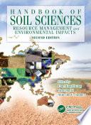 Handbook Of Soil Sciences Book PDF