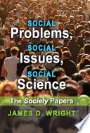 Social Problems  Social Issues  Social Science