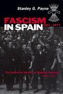 Fascism in Spain, 1923–1977
