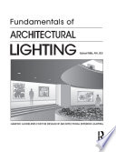 Fundamentals of Architectural Lighting Book