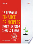 16 Personal Finance Principles Every Investor