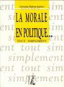 La morale en politique