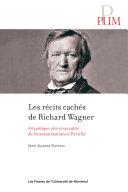 Pdf Les récits cachés de Richard Wagner Telecharger