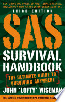 SAS Survival Handbook  Third Edition Book