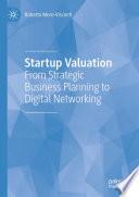 Startup Valuation