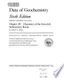 Chemistry of the Iron-rich Sedimentary Rocks