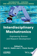 Interdisciplinary Mechatronics Book