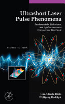 Ultrashort Laser Pulse Phenomena