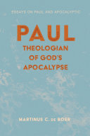 Paul, Theologian of God's Apocalypse Pdf/ePub eBook