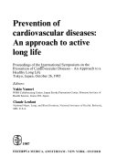 Prevention of Cardiovascular Diseases Book