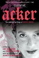 Essential Acker
