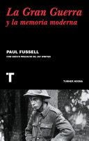 La gran guerra y la memoria moderna Pdf