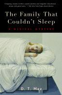 The Family That Couldn't Sleep Pdf/ePub eBook