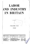 Labor and Industry in Britain