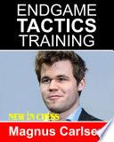 Endgame Tactics Training Magnus Carlsen Book
