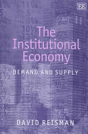 The Institutional Economy