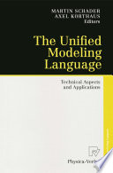 The Unified Modeling Language
