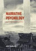 Narrative Psychology Pdf/ePub eBook