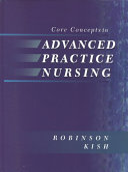 Core Concepts in Advanced Practice Nursing