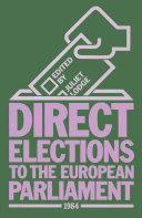 Direct Elections to the European Parliament 1984