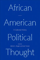 African American Political Thought Book PDF