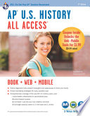 AP   U S  History All Access Book   Online   Mobile