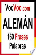 Vocvoc.com Aleman  : 160 Frases Palabras