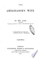 The Ambassador s Wife Book