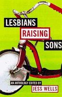 Lesbians Raising Sons
