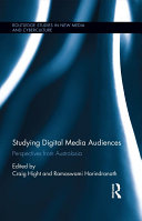 Studying Digital Media Audiences