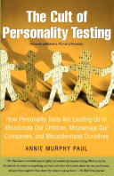 Pdf The Cult of Personality Testing