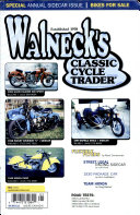 WALNECK S CLASSIC CYCLE TRADER  MAY 2001