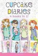 Cupcake Diaries 4 Books in 1