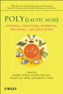 Poly lactic acid